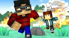 Minecraft:  UM ASSASSINO NO AVIÃO !! - ( Minecraft Murder)