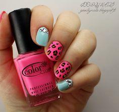 Goodly Nails: Pinkkiä ja minttua
