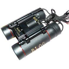Day&Night Vision 8X21 Compact Mini-telescope HD Binoculars Hiking/Camping Prism Telescopes