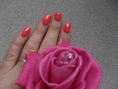 shellac using tropix. by jane at nails and beauty to go