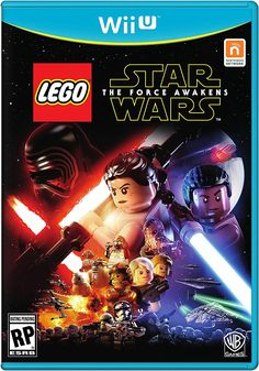 LEGO Star Wars: The Force Awakens for Wii U only $29.99! (Reg. $49.99)