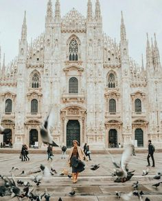 Milan instead of Rome