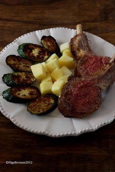 Lamb chops on Pinterest   Grilled Lamb Chops, Lamb and Lamb Recipes