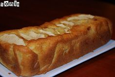Tarta de manzana y bizcocho