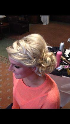 Fun braid! Hairbyrainey.com