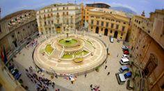 Piazza Pretoria - Palermo - Sicilia #piazzeditalia #Italy_Travel Visit: www.Italy.travel #IlikeItaly #Palermo #Sicilia #Italia #Italy Via @Cantforgetitaly Photo by: Edoardo Cicchetti