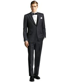 1920s Great Gatsby Groom - Tuxedo Top Five Grooms & Groomsmen Trends for 2014