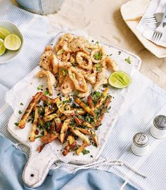 Squid-and-chips