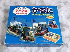 Sold THOMAS THE TANK ENGINE JAPANESE KARUTA CARD