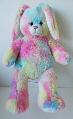 6000eb29f13 Tie die bear toys made from our fabric