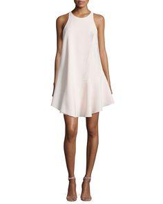 3622c87cf923 Sleeveless Flowy Cocktail Dress, Women's, Size: Beige - Camilla and Marc