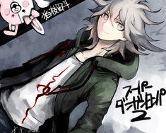 Pink Blood, Haikyuu Tsukishima, Super Danganronpa, Nagito Komaeda, Danganronpa Characters, Albino, Mystic Messenger, Light Novel, Nice To Meet