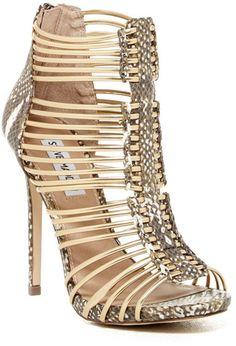 Steve Madden Margo Heel Gladiator Sandal on shopstyle.com