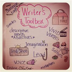 A writers tools...?