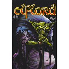 ELFLORD #19   1986-1988   VOLUME 2   AIRCEL   $2.40
