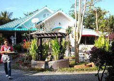 Hua Hin Restaurant-Besuch: Baan Suan Pan Rak - The Cottage Garden & Restaurant
