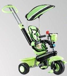 Smart Trike 3-in-1