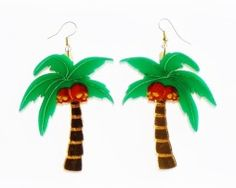 gothic palm tree earings2