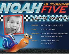 Cool turbo invite.