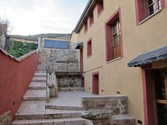 Albergue de peregrinos Ultreia, Castrojeriz, #Burgos #CaminodeSantiago