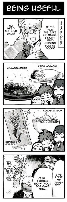 Ahh Komaeda...