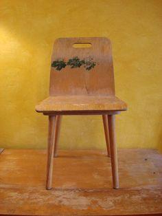 sale 20% vintage kids kindergarten chair от OldMoscowVintage