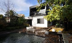 Mathias Klotz - Casa- estúdio - Santiago (Chile)