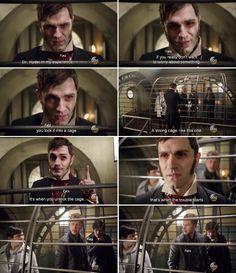 "Dr. Hyde, David, Snow White, Killian Jones and Zelena - 5 * 22 ""Only You"""