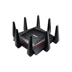 ASUS (Original Package) is a very cool and useful router! It`s on sale, so come online and buy it today! This router Asus is the new trendy in Europe! Brand Name: Asus-Type: Wireless-With Modem Function: Wi-. Internet Router, Computer Router, Router Wifi, Gaming Router, Best Wireless Router, Best Router, Router Ups, Wi Fi, Contrôle Parental