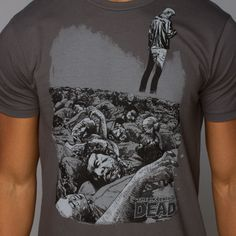 bccf3e3ee35 J!NX   The Walking Dead  100 Premium Tee - Clothing Inspired by Video