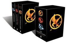 Hunger Games Trilogy Box Set, Classic Edition