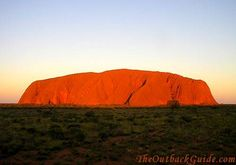Uluru formerly known as Ayers Rock
