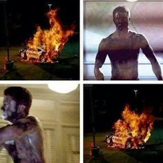 What kind of creature are you, Parrish?