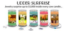 This is a really cool freebie where if you share it with 20 friends you get one of these candles with jewelry inside free!  You can check it out using the link provided!