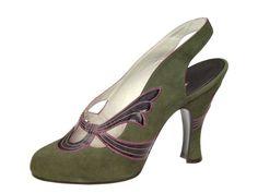 Shoe, Sarkis Der Balian, 1945-50.