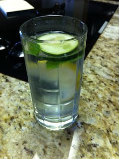 Yes, there is a such thing. Cucumber, Mint, and Lemon Water This water helps detox, enrich, and boosts metabolism!!! Sounds amazing right…here's how! Cucumbers have around 45 calories with the skin still on, and about 35 without the skin. They contain:: vitamin C (immune system, eye disease, and skin wrinkling) vitamin K (blood clotting and …