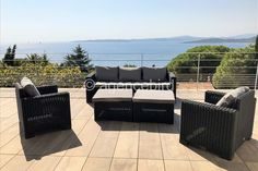 Villa for sale LES ISSAMBRES Outdoor Furniture Sets, Outdoor Decor, French Riviera, Swimming Pools, Villa, Living Room, Home Decor, Swiming Pool, Pools