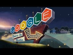 Google Doodle Celebrates Drive-In Theater's 79th Birthday