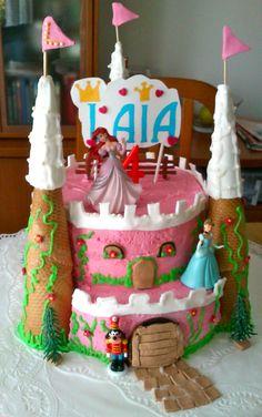 Castillo para Laia