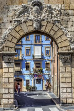 Carrers de Tarragona by tonigen #architecture #building #architexture #city #buildings #skyscraper #urban #design #minimal #cities #town #street #art #arts #architecturelovers #abstract #photooftheday #amazing #picoftheday