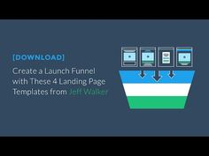 Create a Launch Funnel with These Landing Page Templates   LeadPages