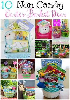 Easter basket ideas without candy westernnewyorker201603 10 non candy easter basket ideas negle Images