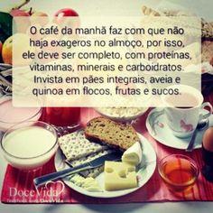 Dica do dia: um café da manhã de verdade! http://instagram.com/p/kjrePFA5Bz/