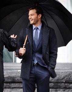 Fifty Shades Darker Jamie Dornan Set Pictures | POPSUGAR Entertainment