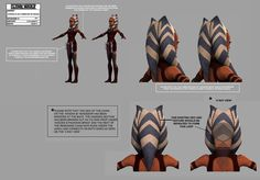 """Clone wars five concept art   The Clone Wars Preview Guide: """"The Wrong Jedi""""   The Star Wars ..."""