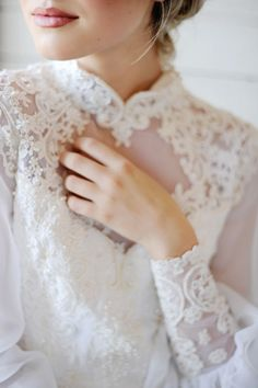 love the lace.  <3