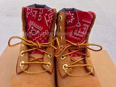 Paisley Timberland Boots by FlowerSourDiesel on Etsy