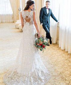 Claire Pettibone 'Eden' wedding dress, Gothic Angel http://couture.clairepettibone.com/products/eden-1