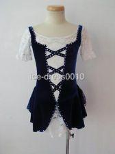 Exclusive custom Ice Skating Dress Brand New size 6-XL