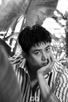 Taecyeon | 2PM | GQ Korea | August 2017